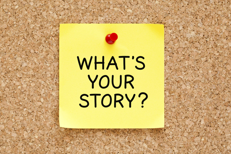 What's your story - Storytelling for start ups